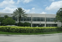 N.W. Regional Library at Coral Springs FL