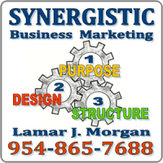 Synergistic Business Marketing, Lamar J. Morgan, Florida, U.S.A.